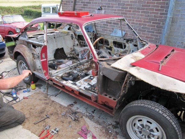 Lancia driver's side